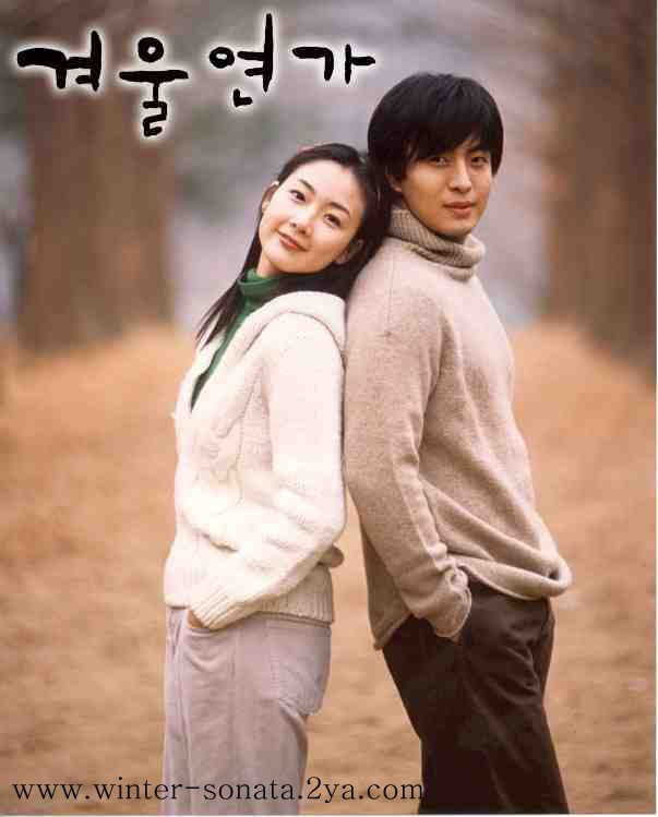 Winter Sonata | Little Yeongri notes